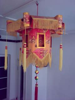 Handmade Tanglung - lantern some of my handmade lanterns