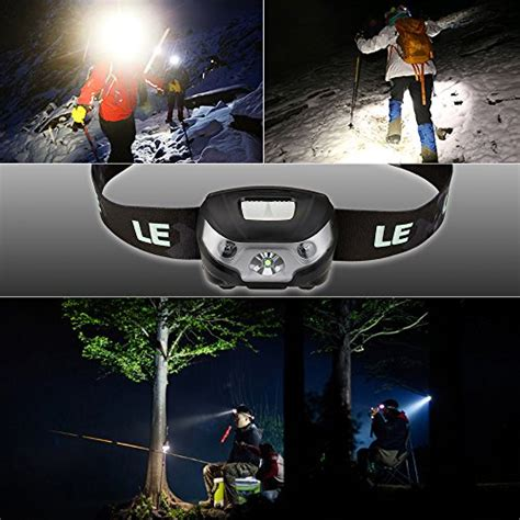 Le Led Usb le led headl flashlight rechargeable headlights usb