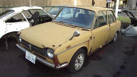 Subaru Ff1 by Spotted A Junked 1971 Subaru Ff 1 1300g