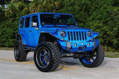 Buy Modified Jeep 2015 Jeep Wrangler Lift Kit And Tire Package Autos Post