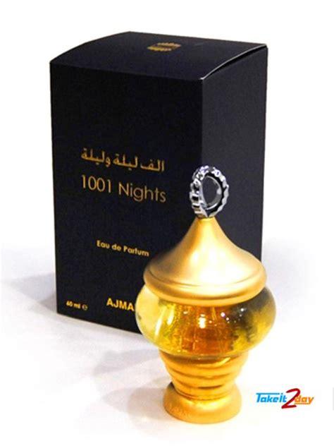 Parfum Arabian Nights ajmal 1001 nights alf laila o laila perfume for 60 ml edp
