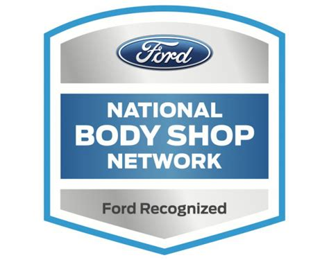 certified ford collision repair facility archives  patrick body shops
