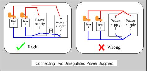 proper way to connect electrical wires track construction part 5 wiring
