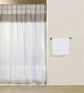 Shower Curtain And Valance curtain bath outlet absolute geneva fabric shower curtain with matching tailored valance
