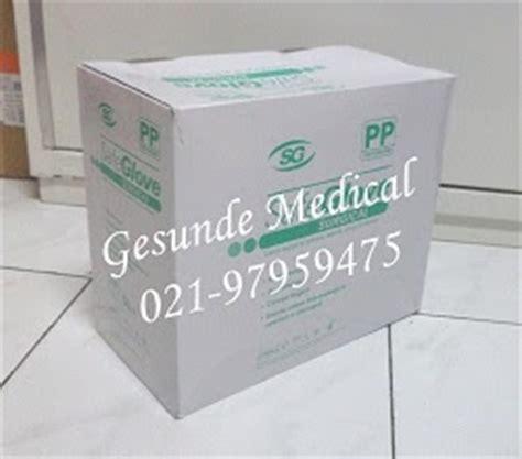 Sarung Tangan Operasi sarung tangan operasi safe glove surgical toko medis