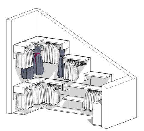 cabina armadio in mansarda cabine armadio arredaclick