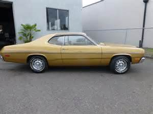 Dodge Duster 1973 1973 Plymouth Duster For Sale