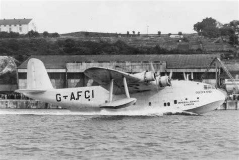 empire flying boat names marine air terminal