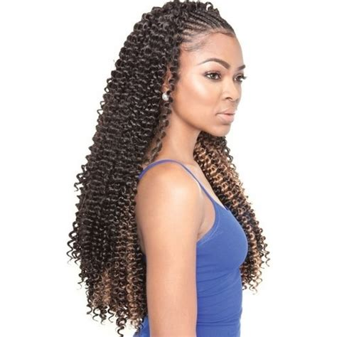 kanteana caribbean hairstyles weaves isis collection caribbean bundle braids water wave