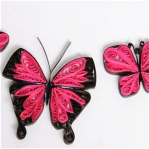 tutorial quilling butterfly paper quilling butterflies
