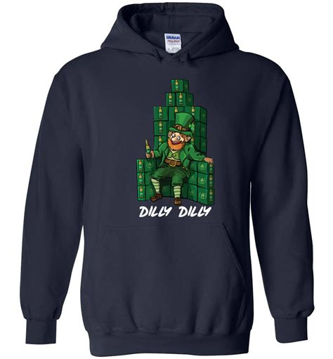 Hoodie Dilly Dilly 4 st s day dilly dilly unisex hoodie the wholesale t shirts