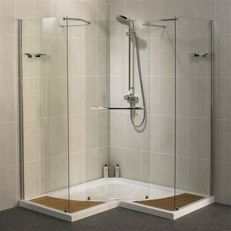 Amazing Doorless Bathroom Showers #2: Big-walk-in-showers.jpg