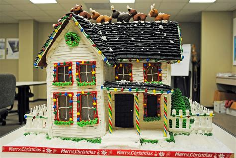 Gingerbread House Ideas by Howtocookthat Cakes Dessert Chocolate Gingerbread