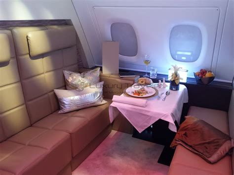 etihad a380 the residence etihad airways the residence the flying apartment