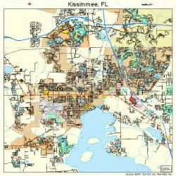 kissimmee florida map 1236950