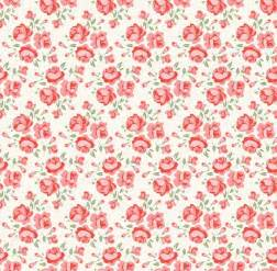 printed wallpapers shabby chic rose pattern stock vector 169 nordfox 14499535