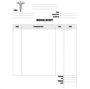 doctor receipt template free doctor receipt template 21 free word pdf documents