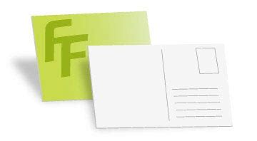 Postkarten Drucken Personalisiert by Postkarten G 252 Nstig Drucken Lassen Bei Flyerfabrik