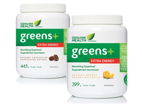 Extra Giveaways - greens extra energy review beautygeeks