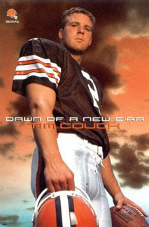 where is tim couch now does anyone really want to get drafted by the cleveland