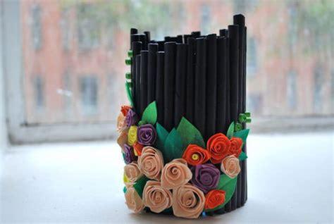 How To Make Handmade Decorative Items For Home by Portapenne Fai Da Te 20 Idee Per Lavoretti Per Bambini