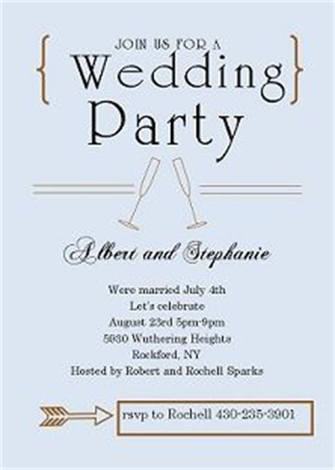 Wedding Announcement But Not Invitation by 1000 Images About Eloping Invitations Invite