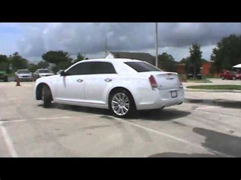 chrysler jeep white used 2011 chrysler 300 in bright white at naples dodge