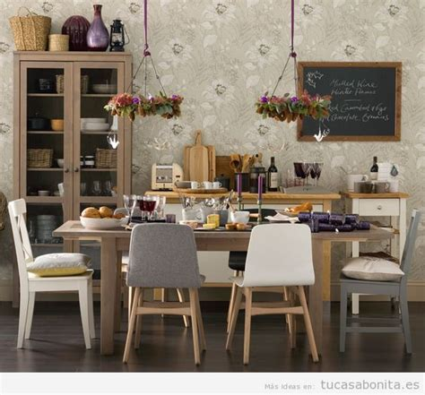 comedor tu casa bonita ideas  decorar pisos modernos