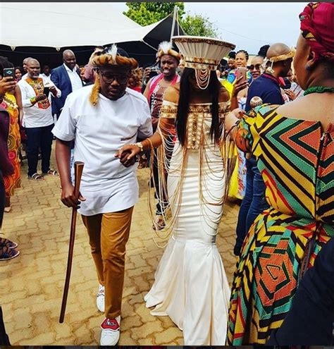 khaya mthethwa  ntando kunenes traditional wedding