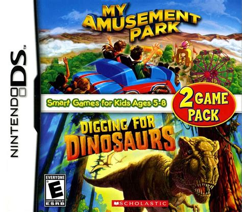 theme park ds my amusement park ds review any game