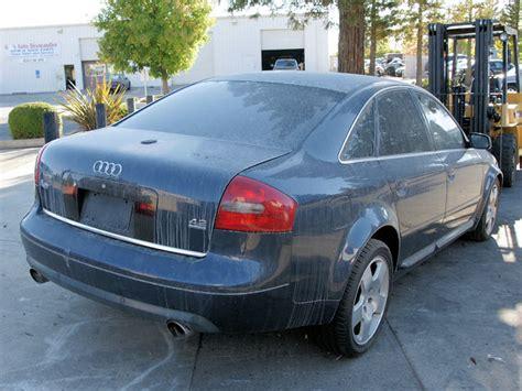 2001 audi a6 4 2 parts car stock 005082