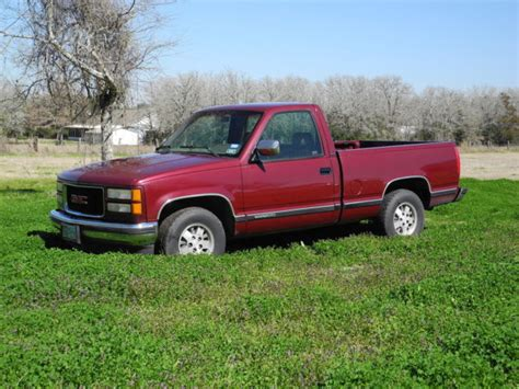 car engine manuals 1995 gmc vandura g1500 windshield wipe control 1994 gmc sierra 1500 shortbed 5 7 l auto for sale photos technical specifications description