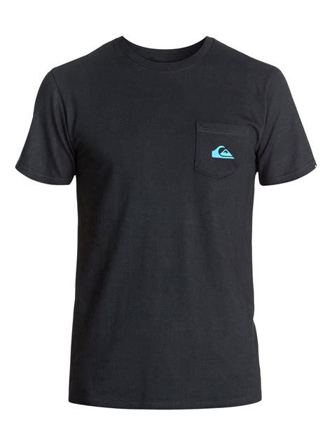 everyday pocket logo t shirt aqyzt03201 quiksilver