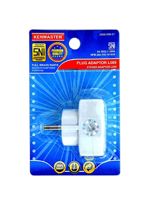 Kenmaster Mosquito Swatter Km 559 kenmaster steker adaptor l009 pck klikindomaret