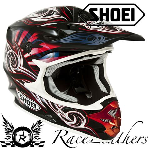 cheap motocross helmets uk sale cheap shoei vfx w illusion tc1 black mx