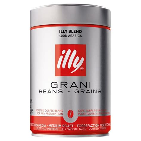 Coffee Bean Illy illy espresso roasted coffee beans 250g from ocado