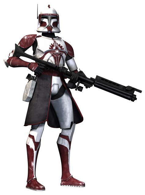 clone commander fox phase i wars shizz clone wars clone trooper and