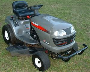 page 4 good lawn tractor certainly not the one we
