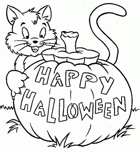 coloring pages halloween  printable coloring pages
