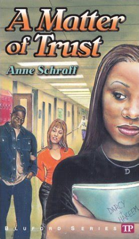a matter of trust book report books from my youth special bluford series retrospective
