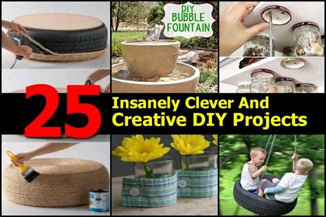 diy projects easy 25 insanely clever and creative diy projects