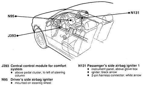 2001 vw golf fuse box power windows 35 wiring diagram
