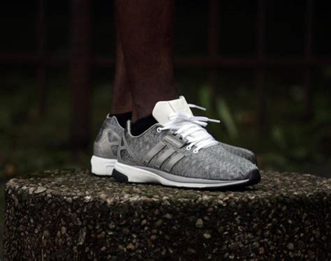 Adidas Zx Flux Reflection adidas zx flux tech quot reflective quot freshness mag