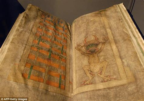 animal figures in the codices classic reprint books myth says devil s bible or codex gigas was written by