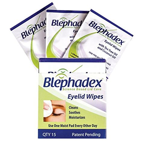 Home Improvement Online Free blephadex eyelid wipes innovative comfortable solution