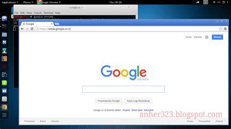 chrome kali linux install google chrome di kali linux anherr blog s