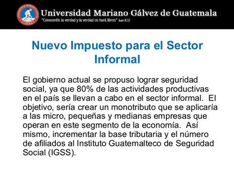 el nuevo monotributo es ley los 10 puntos para entender economia informal