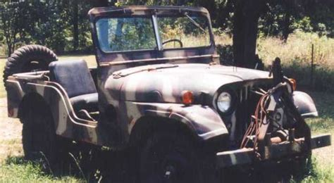 Jeep Arkansas M38a1 Willys Jeep Arkansas