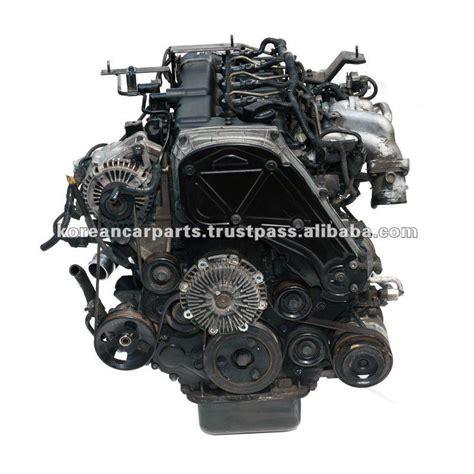 Engine For 2005 Kia Sorento Sorento D4cb Vgt Used Engine Buy Kia Sorento Engine D4cb