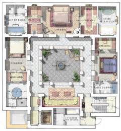 Floor Plans With 2 Master Suites prestige riad